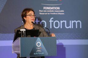 Θεσμικός Χαιρετισμός:  Μαργαρίτα Αντωνάκη, Γενική Διευθύντρια, Ένωση Ασφαλιστικών Εταιρειών Ελλάδος (E.A.E.E)