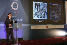 Ομιλία – Παρουσίαση:  Νικόλαος Πρέζας, Γενικός Διευθυντής Επιβατικών Οχημάτων, Mercedes-Benz Ελλάς