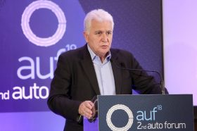 Θεσμικός Χαιρετισμός:  Γεώργιος Ν. Ουρσουζίδης, Πρόεδρος, Ειδική Μόνιμη Επιτροπή Οδικής Ασφάλειας της Βουλής των Ελλήνων, Βουλευτής Ν. Ημαθίας, ΣΥ.ΡΙΖ.Α