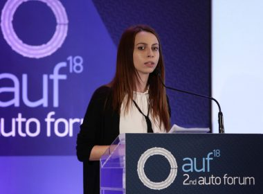 Ομιλία: Theodora Calinescu, Project Officer, European Transport Safety Council (ETSC) - Τίτλος ομιλίας: «Fitting Safety as Standard: ETSC's work on vehicle safety»