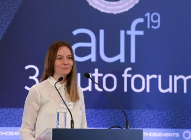 Dovile Adminaite-Fodor, Project Manager, European Transport Safety Council